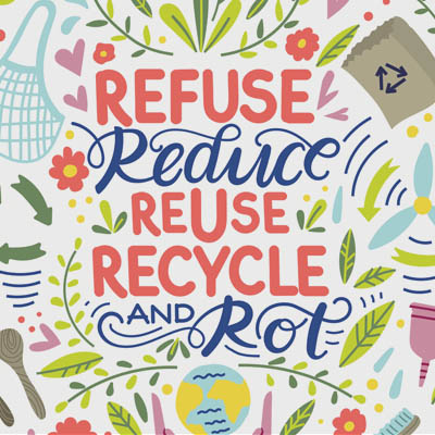 6 Easy Swaps to Reduce Waste